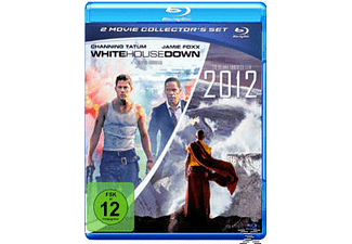 2012 & White House Down (Media Markt Exklusiv) [Blu-ray]