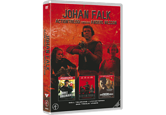 Johan Falk Box Vol. 1 Action DVD