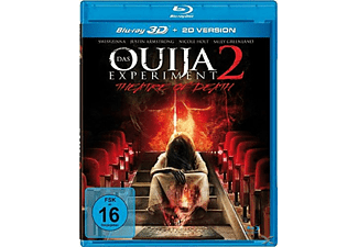 The Ouija Experiment 2: Theatre of Death [3D Blu-ray (+2D)]