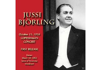 Jussi Bjorling - A Classic Move - (CD)