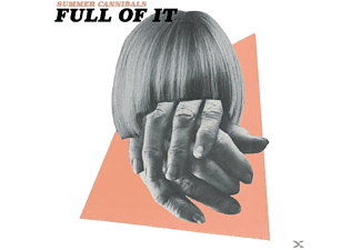 Summer Cannibals - Full Of It [CD]