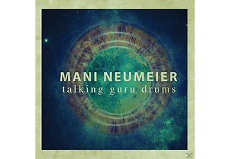 Mani Neumeier - Talking Guru Drums - (CD)