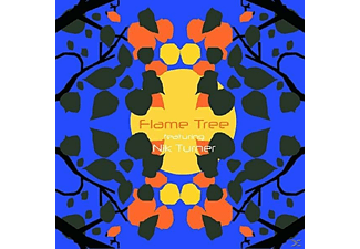 Flame Feat Nik Turner - Flame Tree Feat. Nik Turner - (CD)