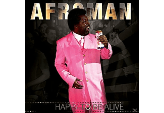 Afroman - Happy To Be Alive - (CD)