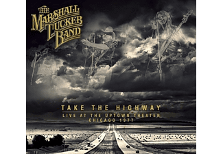 The Marshall Tucker Band - Take The Highway - Live In Chicago 1977 - (CD)