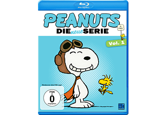 Peanuts - Vol. 1 [Blu-ray]