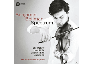 Benjamin Beilman - Spectrum - (CD)