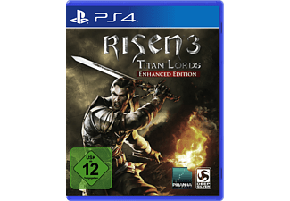 Risen 3: Titan Lords - Enhanced Edition (Software Pyramide) [PlayStation 4]