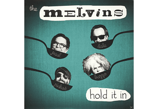 Melvins - Hold It In - (Vinyl)