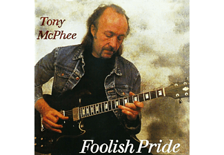 Tony Mcphee - Foolish Pride [CD]