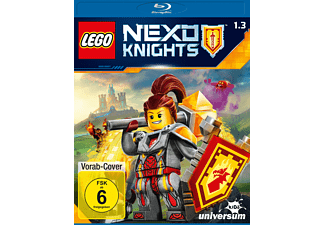 Lego Nexo Knights - Staffel 1.3 [Blu-ray]