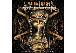 Logical Terror - Ashes Of Fate (Lim.Digipak) - (CD)