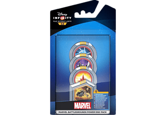 DISNEY INFINITY 3.0 POWER DISCS MARVEL BATTLEGROUNDS
