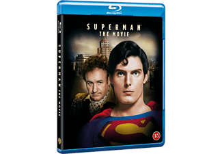 Superman Action Blu-ray