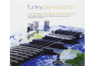 VARIOUS - Funky Planet Earth [CD]