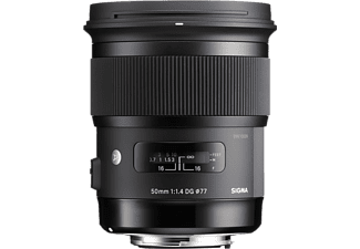 SIGMA 50mm F/1,4 DG HSM ART - Canon