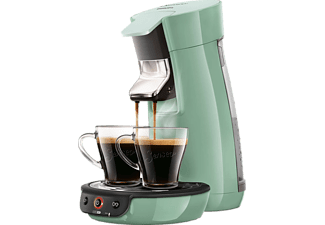 philips senseo viva cafe kaffeepadmaschine hd 7829 10 gr n senseo maschinen kaufen bei saturn. Black Bedroom Furniture Sets. Home Design Ideas