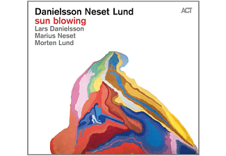 Marius Neset, Morten Lund, Danielsson Lars - Sun Blowing [CD]