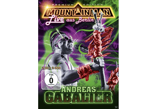 Andreas Gabalier - Mountain Man-Live Aus Berlin (Ltd.Edt.CD+DVD) [CD + DVD Video]