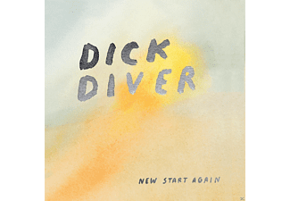 Dick Diver - New Start Again - (CD)