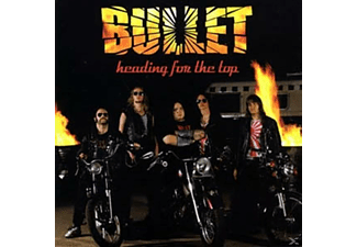 Bullet - Heading For The Top - (Vinyl)