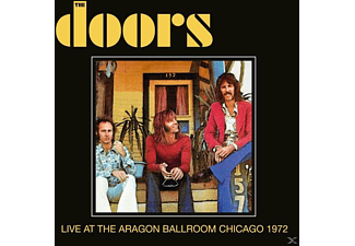 The Doors - Live At The Aragon Ballroom Chicago 1972 - (CD)