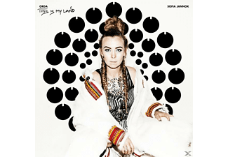 Sofia Jannok - Orda-This Is My Land - (CD)
