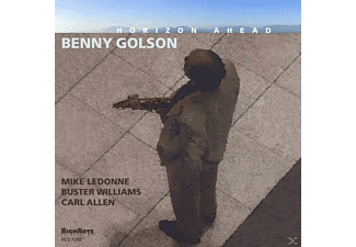 Benny Golson - Horizon Ahead - (CD)