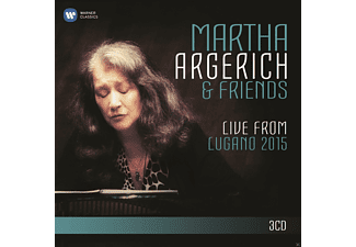 Martha & Friends Argerich - Argerich & Friends Live Fro [CD]