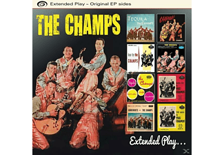 The Champs - Extended Play...Original EP Sides [CD]