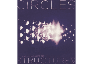 Circles - Structures-Unreleased Material 1985-1989 - (CD)