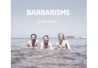 Barbarisms - Browser - (CD)