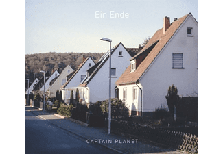 Captain Planet - Ein Ende - (LP + Download)