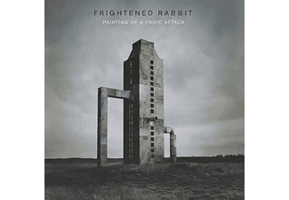 Frightened Rabbit - Painting of a Panic Attack - Deluxe Edition (CD)