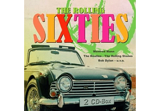 VARIOUS - The Rolling Sixties - (CD)