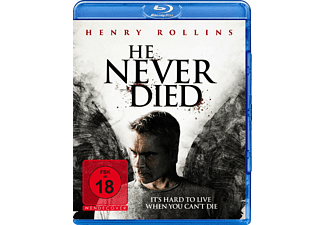 He never died - (Blu-ray)