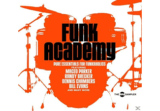VARIOUS - Funk Academy [CD]