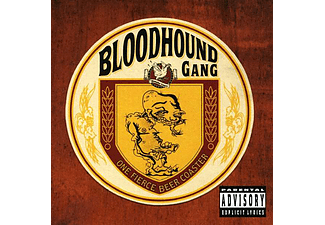 Bloodhound Gang - One Fierce Beer Coaster (CD)