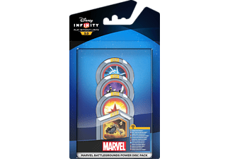 DISNEY Infinity Power Discs Marvel