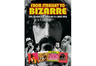From Straight To Bizarre - (DVD)