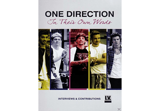 One Direction - In Their Own Words - (DVD)