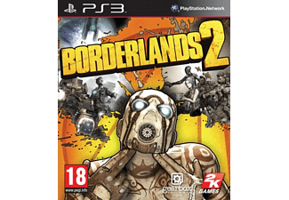 ARAL Borderlands 2 PlayStation 3