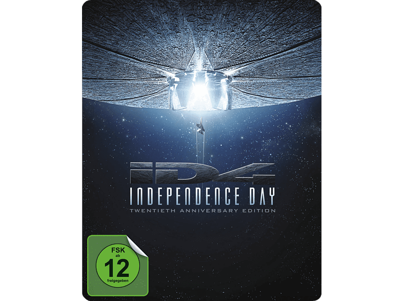 Independence Day - Steelbook