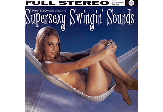 White Zombie - Supersexy Swingin' Sounds (CD)