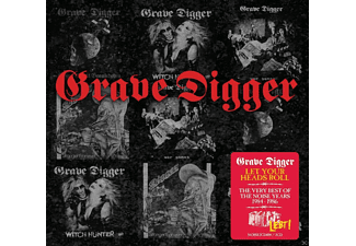Grave Digger - Let Your Heads Roll-Very Best Of The Noise Years [CD]