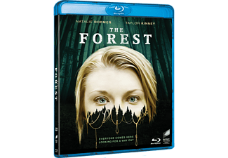 The Forest Skräck Blu-ray