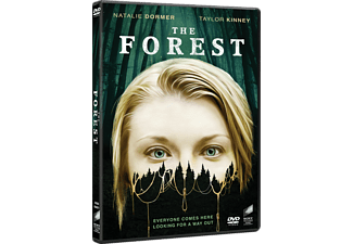 The Forest Skräck DVD
