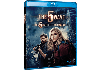 The 5th Wave Science Fiction Blu-ray
