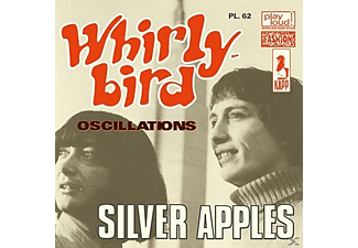 Silver Apples - Whirly Bird/Oscillations - (Vinyl)