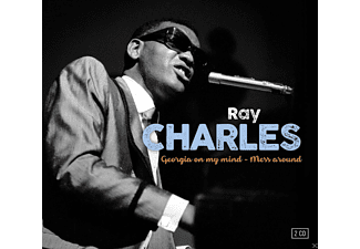 Ray Charles - Georgia On My Mind [CD]
